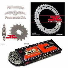 HONDA VFR750 INTERCEPTOR JT SPROCKETS & JT 530 X1R X-RING CHAIN SET 16/43
