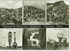 Alte Ansichtskarte Postkarte Lauscha Museum für Glaskunst 1971 s/w