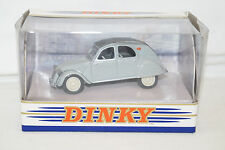 Dinky Collection DY-32 Citroen 2 CV 1957 grau 1:43 Matchbox