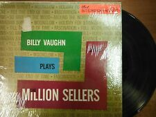 33 RPM Vinyl Billy Vaughn The Million Sellers Dot Records LP Stereo  022715SM