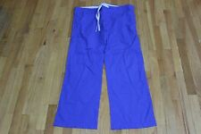 LONE STAR BLUE WORK PANTS SIZE XL INSEAM 31  COTTON/POLY NEW WITHOUT TAGS