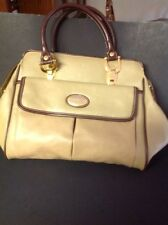 "WOMAN'S TAN/BEIGE HAND BAG-PURSE-- BY ""CAPEZIO""  EXCELLENT COND."