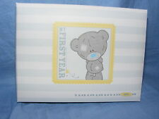 Me To You Bear Tiny Tatty Teddy Gift New Baby First Year Photo Album G01Q0148