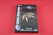 Thunderhawk 2 fire storm | Sega Saturn  - PAL