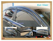 Mugen Style Window Vent Visor For 2008-2012 Honda Accord Sedan