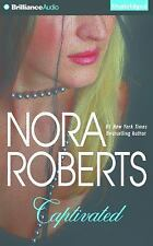 Donovan Legacy: Captivated 1 by Nora Roberts (2015, CD, Unabridged)
