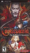 Castlevania: The Dracula X Chronicles (Sony PSP, 2007)
