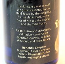 Pure Frankincense Essential Oil Bible Times Christian Stocking Stuffer Gift Idea