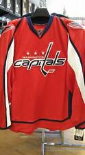 WASHINGTON CAPITALS AUTHENTIC REEBOK PRO EDGE JERSEY WITH FIGHT STRAP SIZE 58