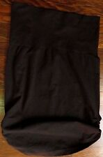 Spanx Skirt Star Power Medium Slimming Black Knee Length Stretch Compression M