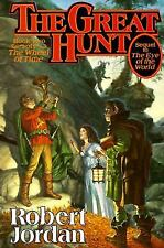 The Great Hunt (The Wheel of Time, Book 2) by Jordan, Robert