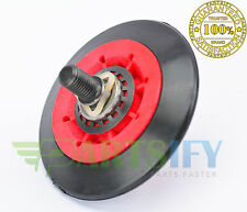 NEW! 4581EL3001A DRYER DRUM ROLLER WHEEL AND SHAFT KIT FOR LG KENMORE SEARS