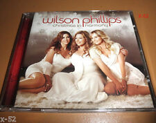 WILSON PHILLIPS cd CHRISTMAS in HARMONY holiday DRUMMER BOY joy SILENT NIGHT