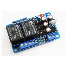 Dual-channel Stereo Audio Amplifier Speaker Protection Board Component DIY Kits