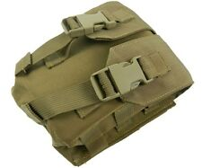 London Bridge LBT-9029A 200 Rd. SAW Gunners Ammo Pouch w/Divider Coyote Brown