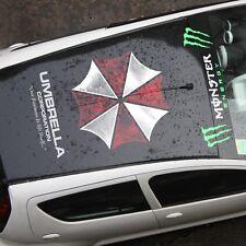 reflektierend sticker Aufkleber UMBRELLA CORPORATION resident devil logo 70cm