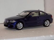 BMW 135i COUPE BLUE   KYOSHO  08722BL  1:18