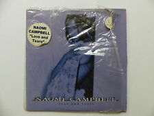 CD SINGLE NAOMI CAMPBELL Love and tears 660680 1