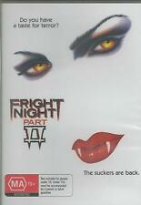 FRIGHT NIGHT PART 2 THE SUCKERS ARE BACK RARE ALL REGION DVD