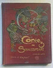 Charles Lamb -  Contes de Shakespeare -  Illustrations de Henry MORIN 1927