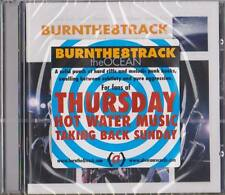 BURNTHE8TRACK The Ocean CD 2004 Hot Water Music * Punk * NEW
