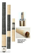 Lucasi L-2000JB1 Break/Jump Cue - 3 Piece - Phenolic Tip - L2000JB - FREE SHIP