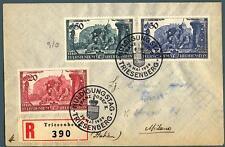 LIECHTENSTEIN - 1939 - Avvento Francesco Giuseppe II° .