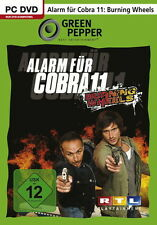 Alarm für Cobra 11: Burning Wheels (PC, 2013, DVD-Box)