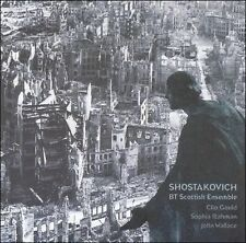 , Shostakovich: Chamber Symphony in C minor, Op. 110a; Piano Concerto No. 1 in C