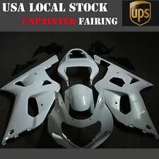 Unpainted Fairing Kit Bodywork For Suzuki GSXR600 GSXR750 K1/750 2001 2002 2003