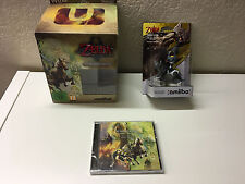 Wolf Link Amiibo Zelda Twilight Princess / Breath of the Wild NEU New OVP CD