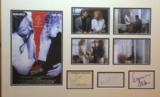 FATAL ATTRACTION (Michael Douglas 1987 Film) SIGNED AUTOGRAPHS