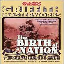 The Birth of a Nation (DVD, 2002, 2-Disc Set)  Lillian Gish D.W. Griffith NEW