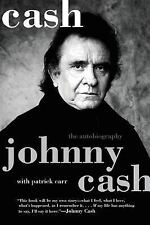 Cash : The Autobiography by Johnny Cash (2003, Paperback)