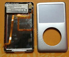 iPod Classic 7th 160gb Front&Back cover(thin)+headphone jack+battery assymbly