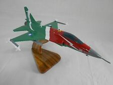 JF-17 Pakistan JF-17 Thunder Airplane Desktop Wood Model Free Shipping Regular