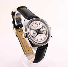 Ocean military men's mechanical wrist watch chronograph for naval forces USSR