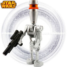 LEGO Star Wars Minifigures - Assassin Droid w Blaster (Silver : 8015) Minifigure