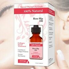 Oliology 100% Natural Rose Hip Oil Collagen Facial Treatment 30ml