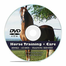 Classic How To Do Horse Training Taming Library, Make a Harness Guides DVD V44