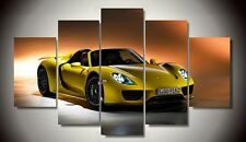 Huge Abstract Wall Decro Art Oil Painting on Canvas NO FRAME Modern Car 183