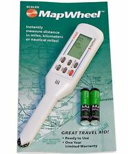 Scalex Electronic Mapwheel - Map Distance Measure - Travel Aid