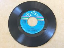 KOOL & THE GANG  - TONIGHT / HOME IS WHERE THE HEART IS - DE-LITE STEREO 45 - EX