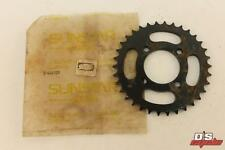 SunStar 34 Tooth Rear Sprocket 2-203434 for Suzuki