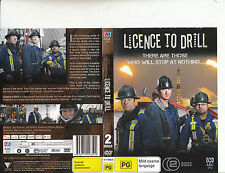 Licence To Drill-2011-TV Series Australia-2 Disc-268 Minutes-DVD