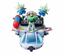 New Bandai Chogokin TOY STORY Chogattai Buzz the Space Ranger Robot