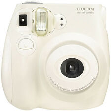 FUJIFILM INSTAX MINI 7S - WHT Medium Format Instant FILM Camera