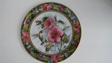 Franklin Mint Royal Doulton Collector Plate Imperial Hummingbird