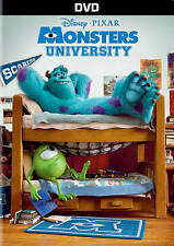 Monsters University (DVD 2013) Walt Disney Pixar