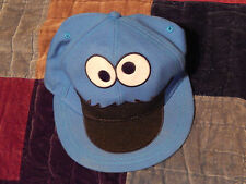 "Sesame Street ""Cookie Monster"" - ""Elmo"" - Oscar"" (Hat, Bag/Purse) Free Ship.) (="